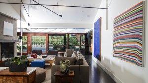 A glimpse inside Cecilia Dan's home. Photo by Jack Prichett