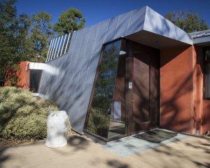 Entrance to Cecilia Dan's home. Photo by Jack Prichett