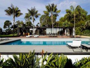 Baril House designed by Craig Ellwood
