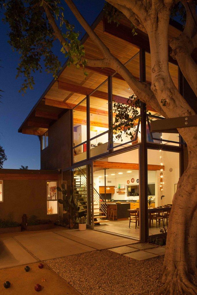 Image of Barhar designed house in Venice